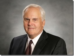 Frederick W. Smith, chairman and chief executive officer, FedEx Corporation
